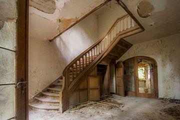 Verlassene Villa von Ivana Luijten