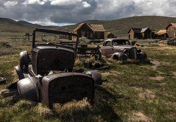 Verlaten dorp van Kimberley Helmendag