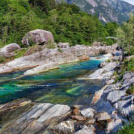 Am grünen Fluss von Ursula Di Chito