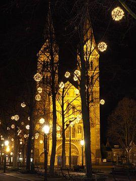 Munsterkerk Roermond van Wendy Drent