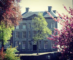 Beautiful old house in Amersfoort, Netherlands