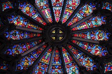 Kirchenfenster New York von Berg Photostore