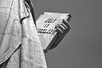 Freiheitsstatue von Gert-Jan Siesling