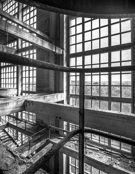 Cokesfabriek van Olivier Photography