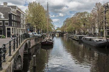 Amsterdam, Brouwersgracht (NL) van Tom Smit