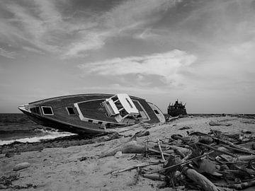Schiffswrack von Silco Saaman