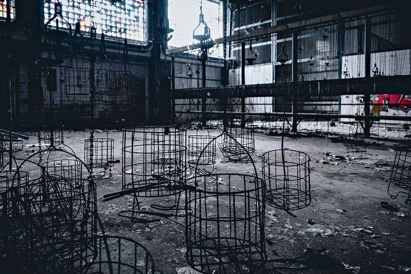 De zwarte kamer van Cristel Brouwer