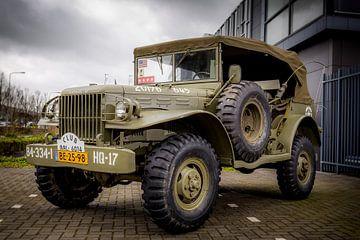 Jeep van Olaf Van Dijk