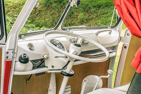 Volkswagen Transporter T1-camper dashboard