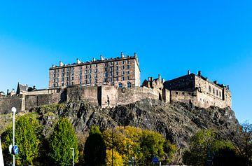 Kasteel van Edinburgh van Hans Verhulst