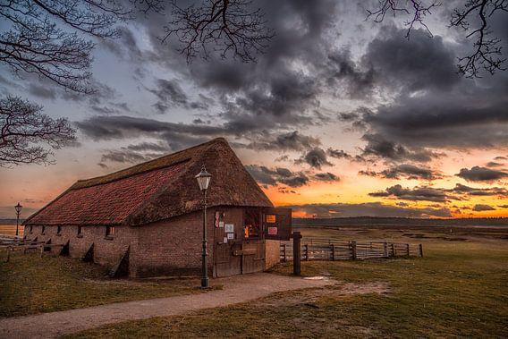 Schaapskooi (Winter) Ginkelse Heide van Joram Janssen