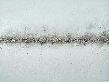 # 45 Acryl auf Leinwand, 60 x 80 cm van Erich Keller