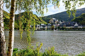 Beilstein on Moselle van Gisela Scheffbuch