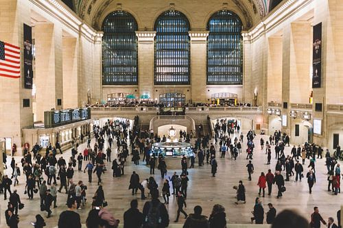 Grand Central Terminal van