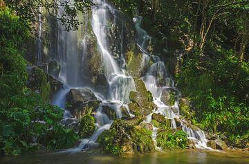 Wasserfall bei Königshütte von Steffen Gierok