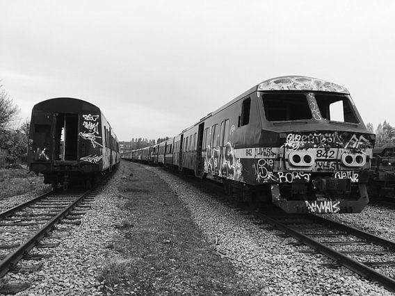 Train II van Dimitri Declercq