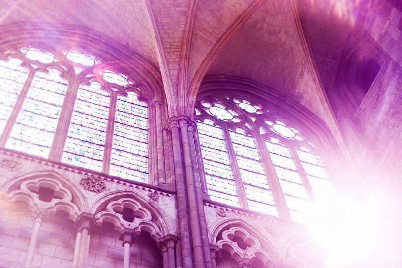 Paarse Kerk van Joep Oomen
