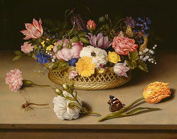 Ambrosius Bosschaert der Alte. Stillleben mit Blumen