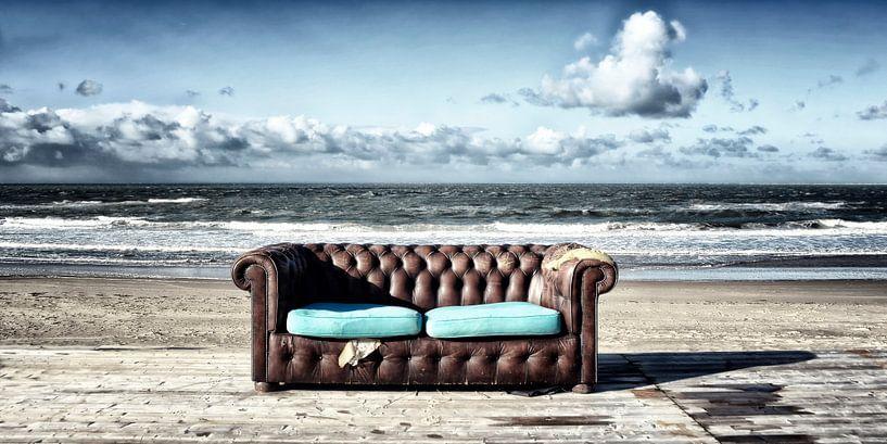 Sofa om te ontspannen van Claudia Moeckel