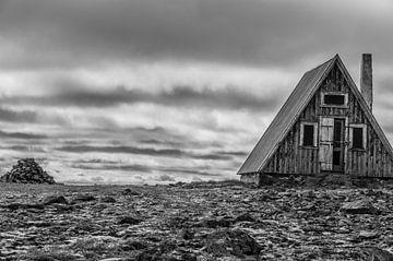 Icelandic house sur Dave Verstappen