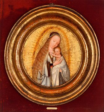 Vierge à l'enfant Jésus, Quinten Massijs (I)