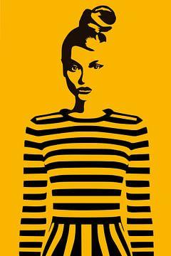 Tribute to Jean Paul Gaultier van Harry Hadders