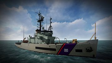 coastguard 01 van H.m. Soetens