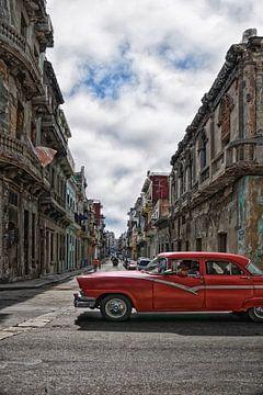 Straßenszene Havanna, Kuba