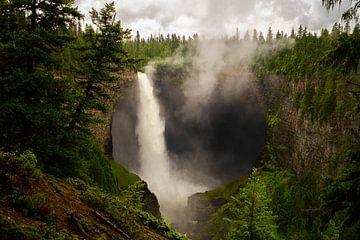 Canada Waterval van Mike Van Zijderveld