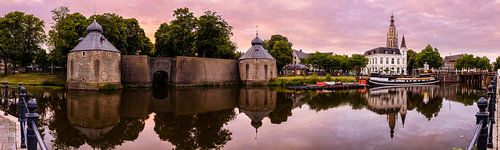 Een kleurrijk Panorama van Breda Spanjaardsgat