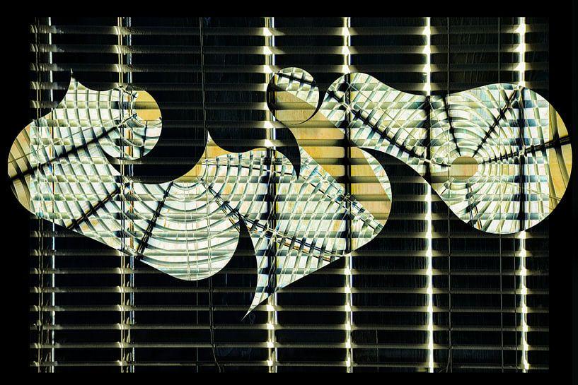 Figuren en vormen - abstract gevogelte van Christine Nöhmeier