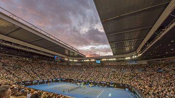 Australian Open von Pieter van der Zweep