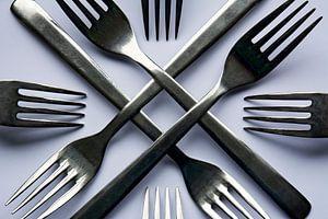 Kruislingse vorken van