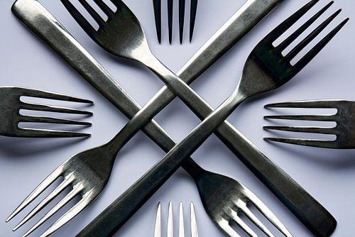 Kruislingse vorken