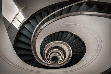 Treppenhaus von Mario Calma