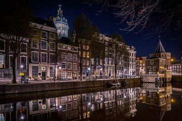 Amsterdams Grachten van Mario Calma