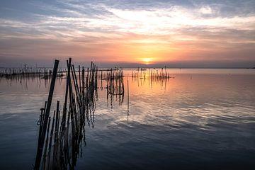 Sunset in Spain von Frans Nijland