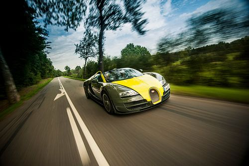 Bugatti Veyron Vitesse von Sytse Dijkstra