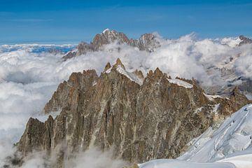 Vertikale Landschaft von Peter Leenen
