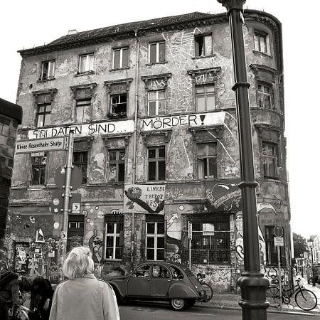 A SQUAT - Berlin-Mitte - Germany
