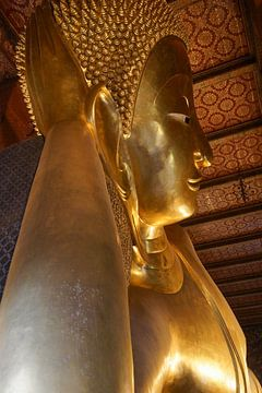 Wat Pho Bangkok van Marilyn Bakker