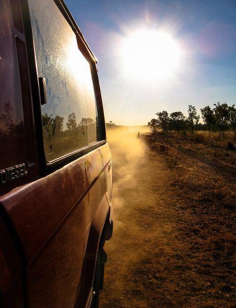 Op reis in de Outback van Pieter Navis