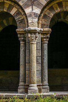 Romanische Säule von Gerard Notenboom