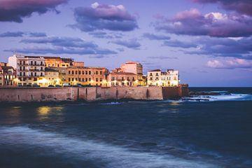 Ortigia (Syracuse, Sicilië) van Alexander Voss