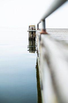 Meerpaal bij Marken van Sense Photography