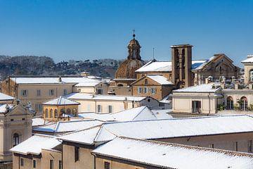 Winter in Rome sur Michel van Kooten