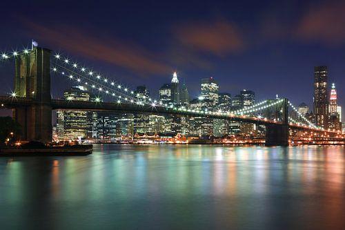 Brooklyn Brug in New York City