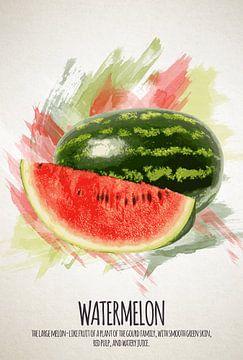 Fruities Watermelon sur Sharon Harthoorn
