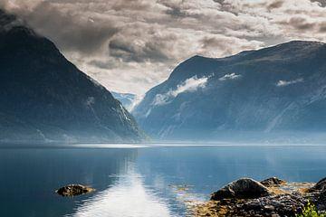 eidfjord in noorwegen von Compuinfoto .