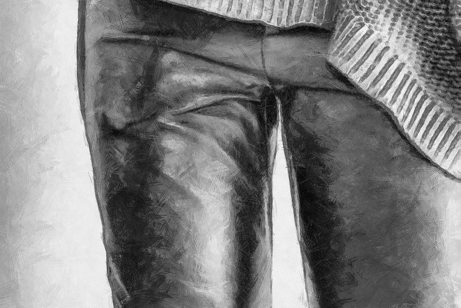 Leather van Michel Derksen